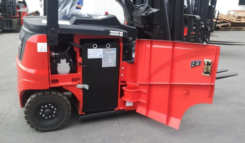 Bán Xe Nâng Điện Ngồi Lái Noblelift FE4P16N - Đức 1.6T