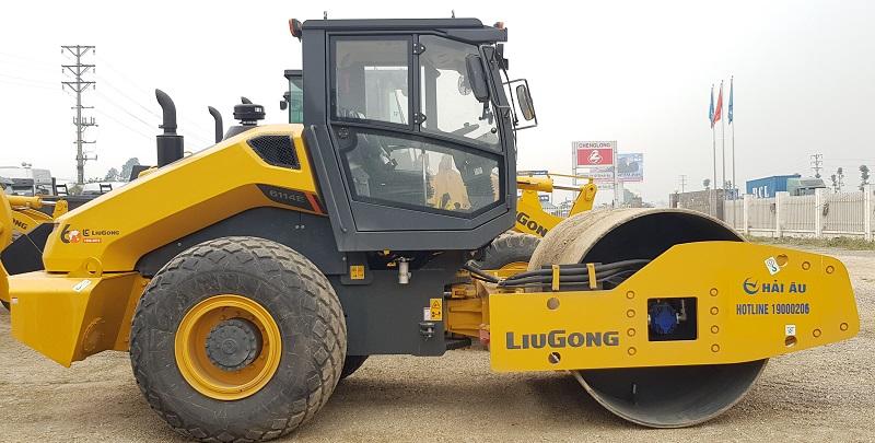Mua Bán Xe Lu Rung Liugong CLG6114E Giá Tốt - Cty Hải Âu