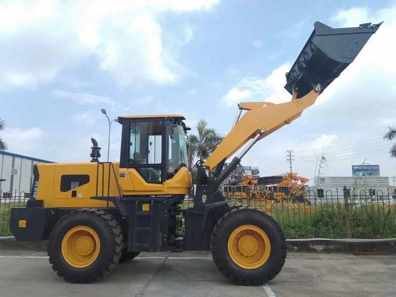 Xúc lật JingYu ZL948 gầu 1.5 - 2m3 (Động cơ 6 máy giá rẻ )