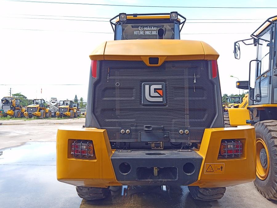 Máy xúc lật LiuGong CLG835H gầu 2.3m3 - máy xúc lật