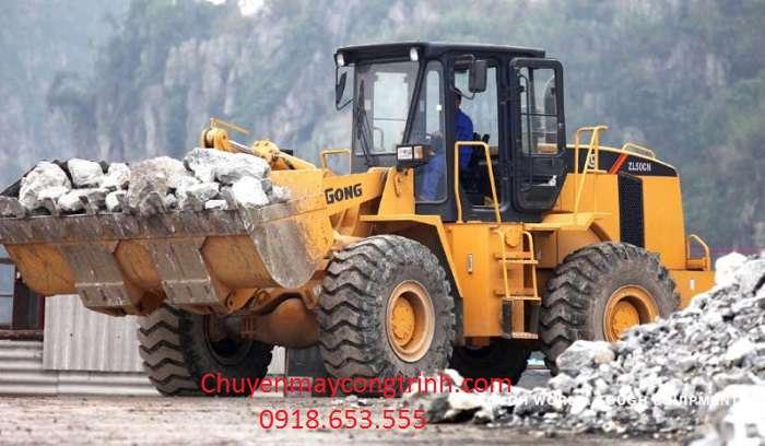 Máy Xúc Lật Liugong Gầu 3 Khối ( 3m3 ) - Giá tốt !