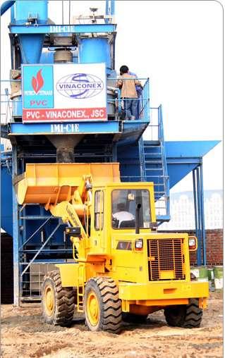 Máy xúc lật Liugong ZL40B gầu 2.2m3 - xúc lật Liugong